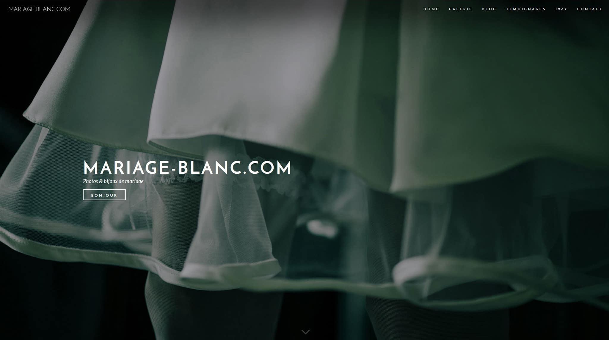 mariage-blanc.com